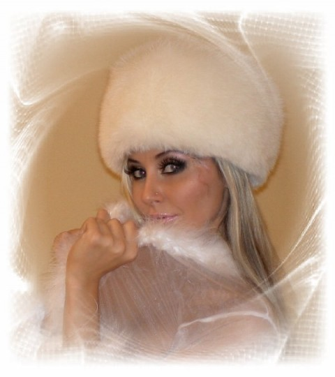 Вечерний Новогодний макияж Снегурочка