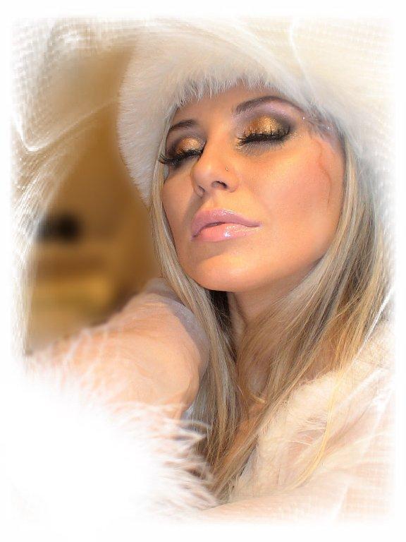 Модный макияж 28