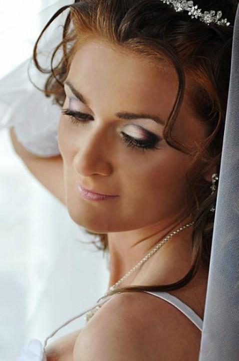 Свадебный макияж Алеся