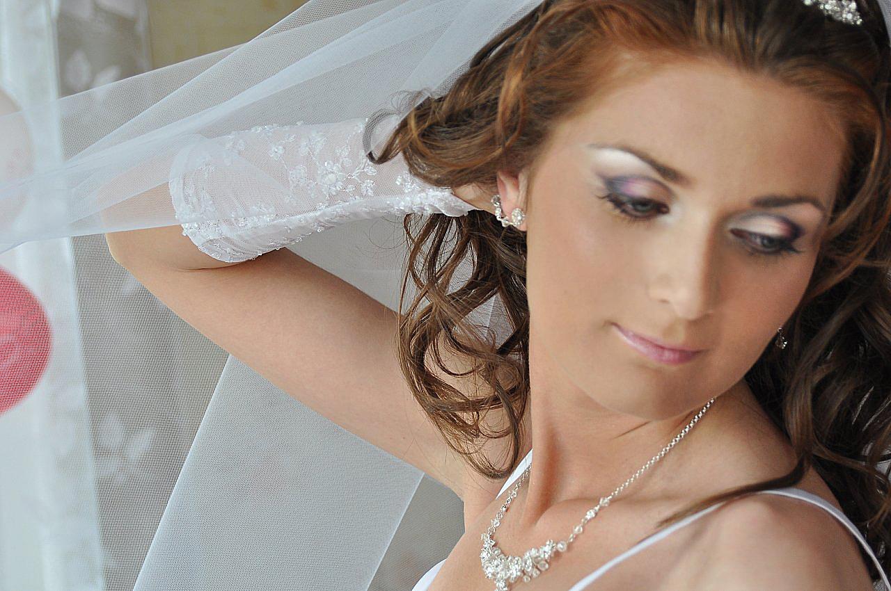 Макияж на свадьбу гости фото