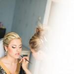 Свадебный макияж для невесты Натальи