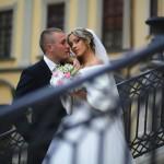 Свадебный макияж и прическа для Светланки