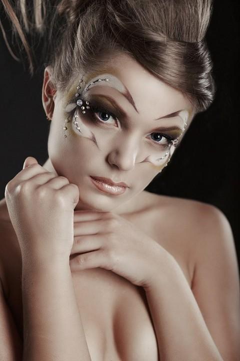 Образный макияж для фотосессии
