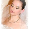 Свадебный макияж Весенний