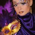 Новогодний макияж Карнавальная ночь