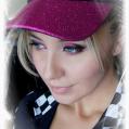 Образный макияж Racer
