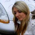 """Дневной макияж """"у Porsche"""" :)"""