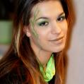 Художественный макияж Русалка
