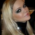 Модный вечерний макияж 2009-2010 Smokey eyes